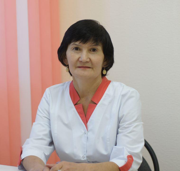 Каирханова Алия Ботаевна
